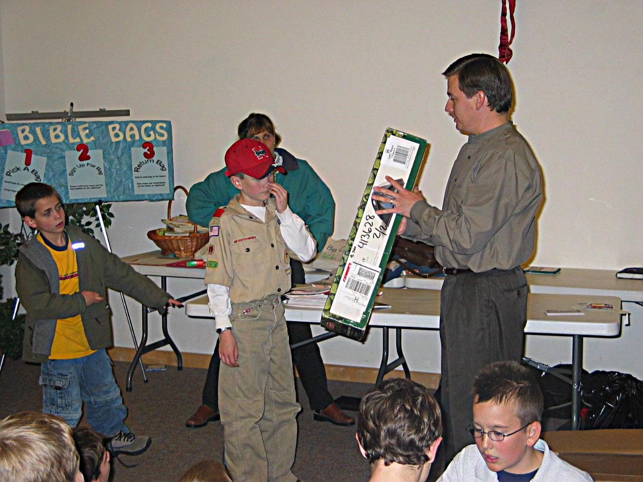garrett prize
