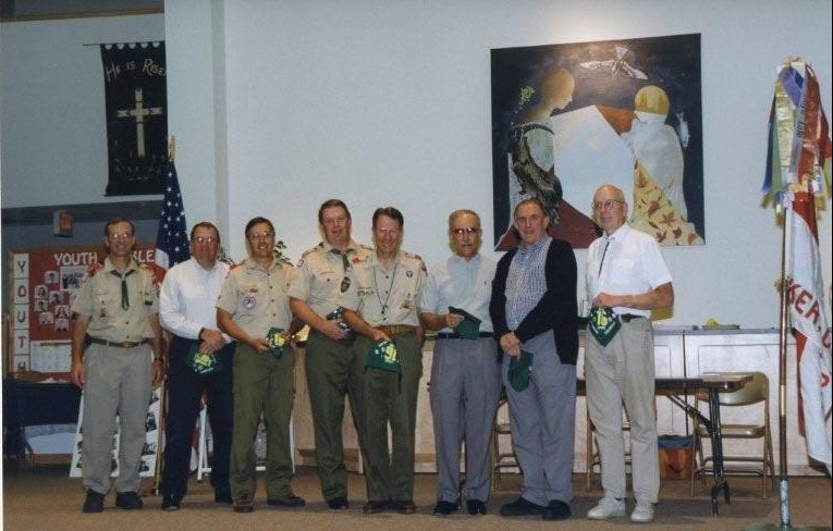 t16-scoutmasters-at-25th-anniversary2